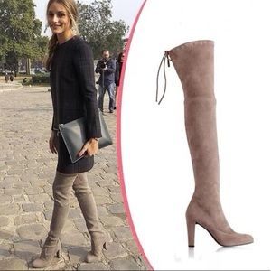 SCHUTZ Beau stretch Over The Knee Boot